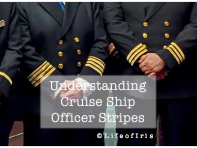 cruise ship officer epaulettes